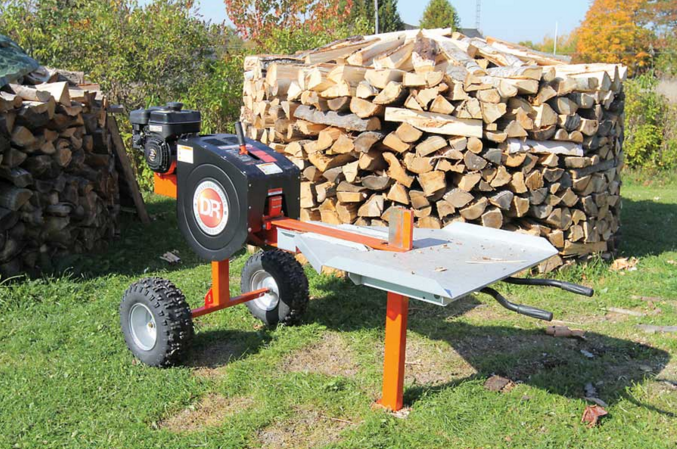 A guide to yard machine log splitter