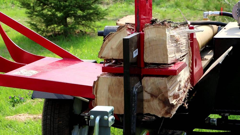 log-splitter-wedge