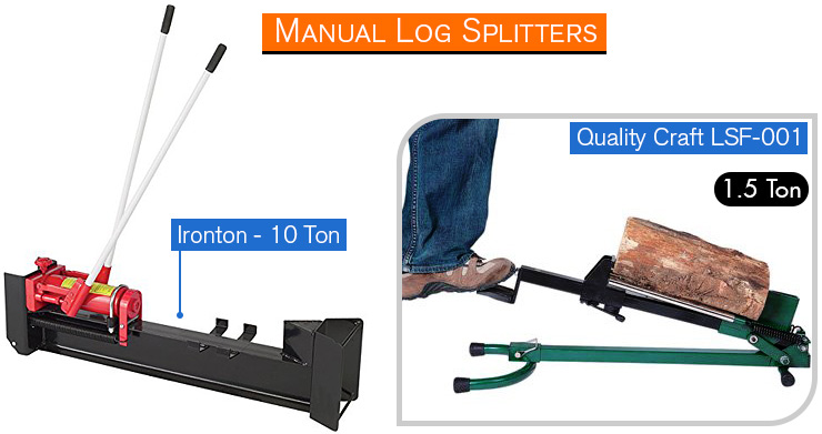 best-log-splitter-manual-log-splitter