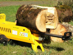 The Features Of An Electric Log Splitter