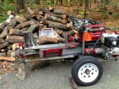 Timberwolf Log Splitter – The World of World-Class Splitters