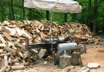 How To Build A Log Splitter Free Plans