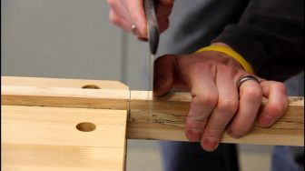 How To Cut Notches In Wood