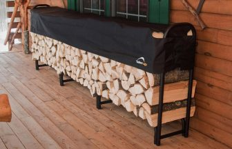 Choosing The Best Firewood Log Rack