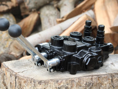 All About A Log Splitter Valve